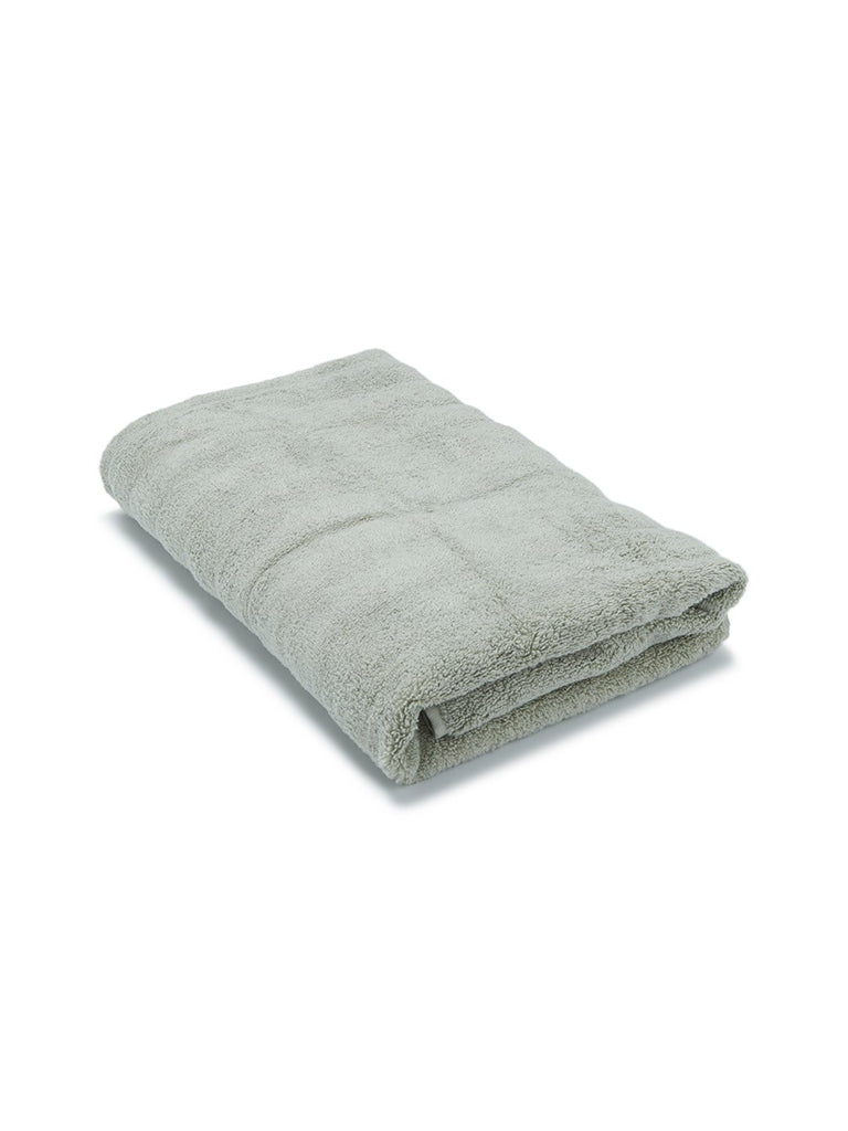 Westside Home Mint 520 GSM Large Bath Towel