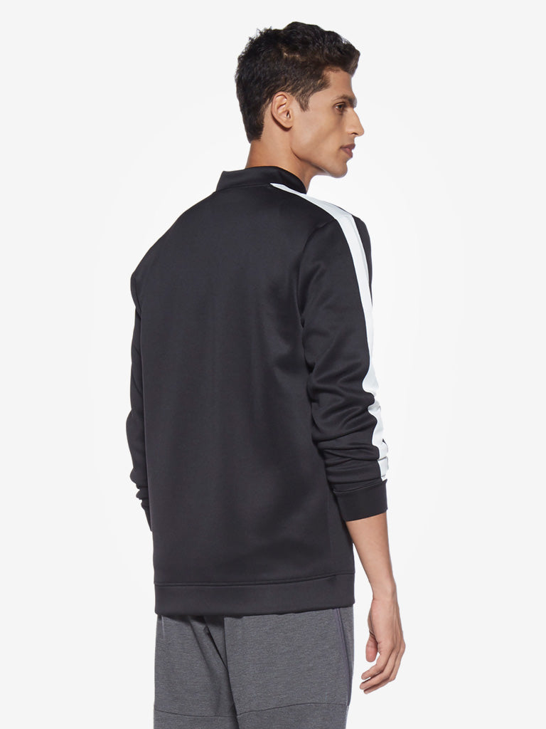 Studiofit Black Slim Fit Jacket