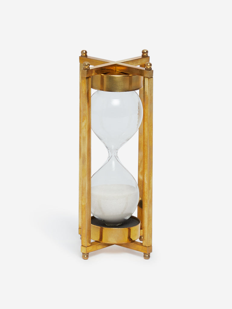 Westside Home Gold Hourglass