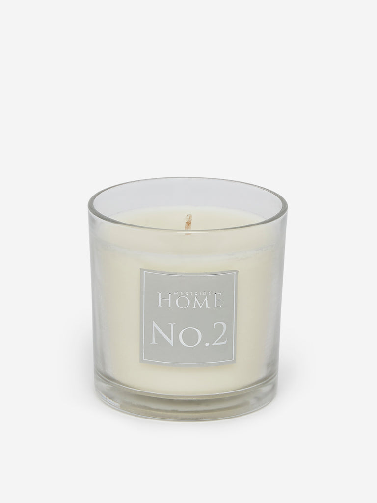 Westside Home White No.2 Scented Candle