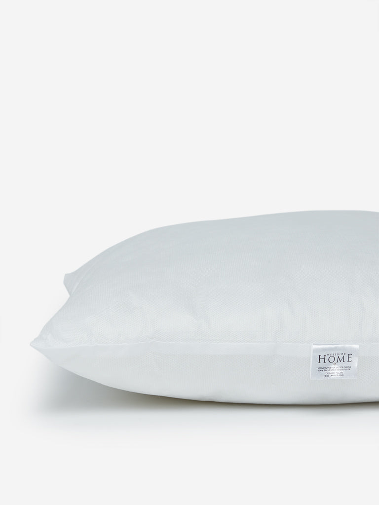 Westside Home White 40cm x 40cm Cushion Filler
