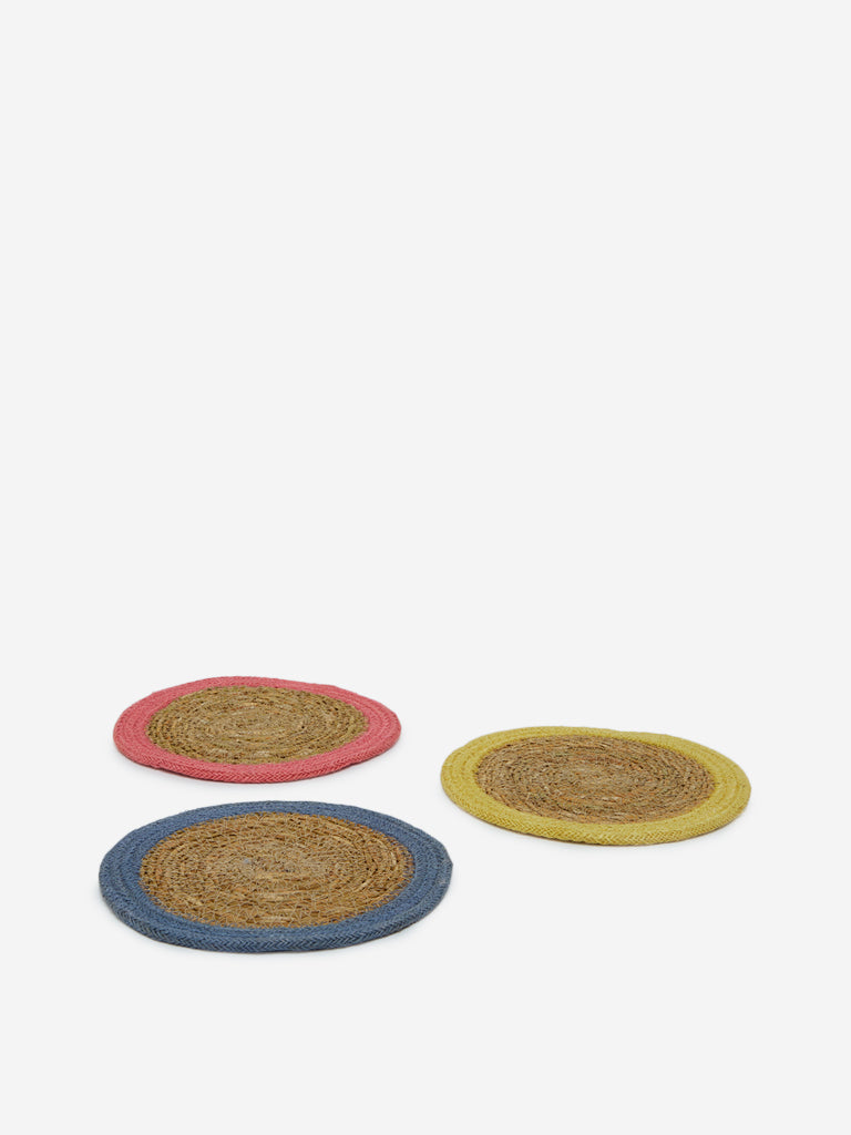 Westside Home Multicolour Trivets Set of Three