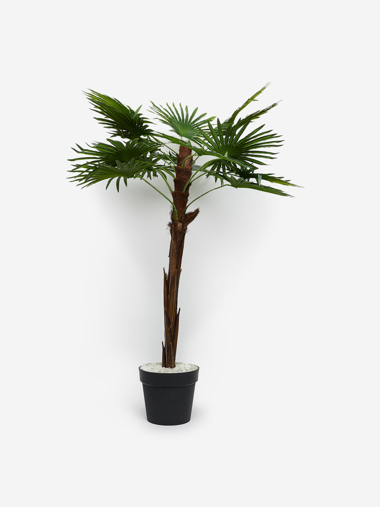 Westside Home Green Artificial Large Palm Frond