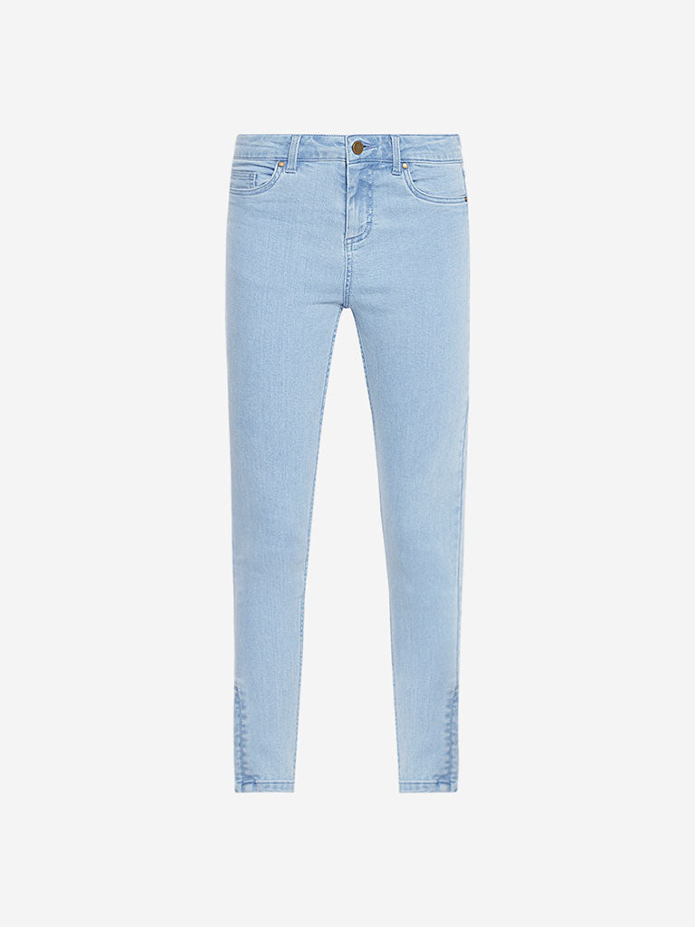 Nuon Light Blue Skinny Jeans