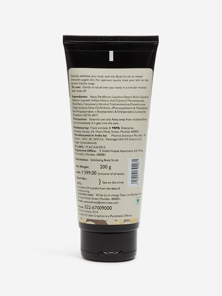 Studiowest Body Scrub, Vanilla, 200 gm