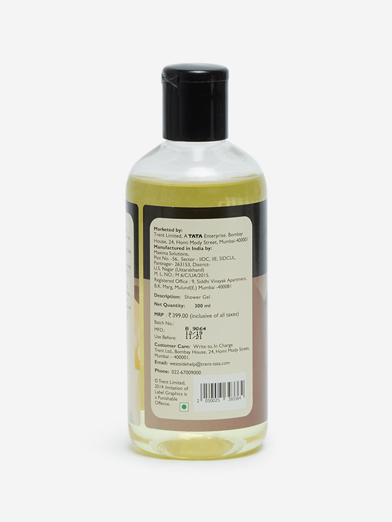 Studiowest Shower Gel, Vanilla, 300 ml
