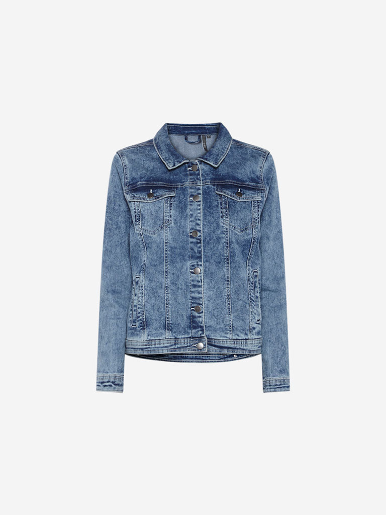 LOV Light-Blue Shania Denim Jacket