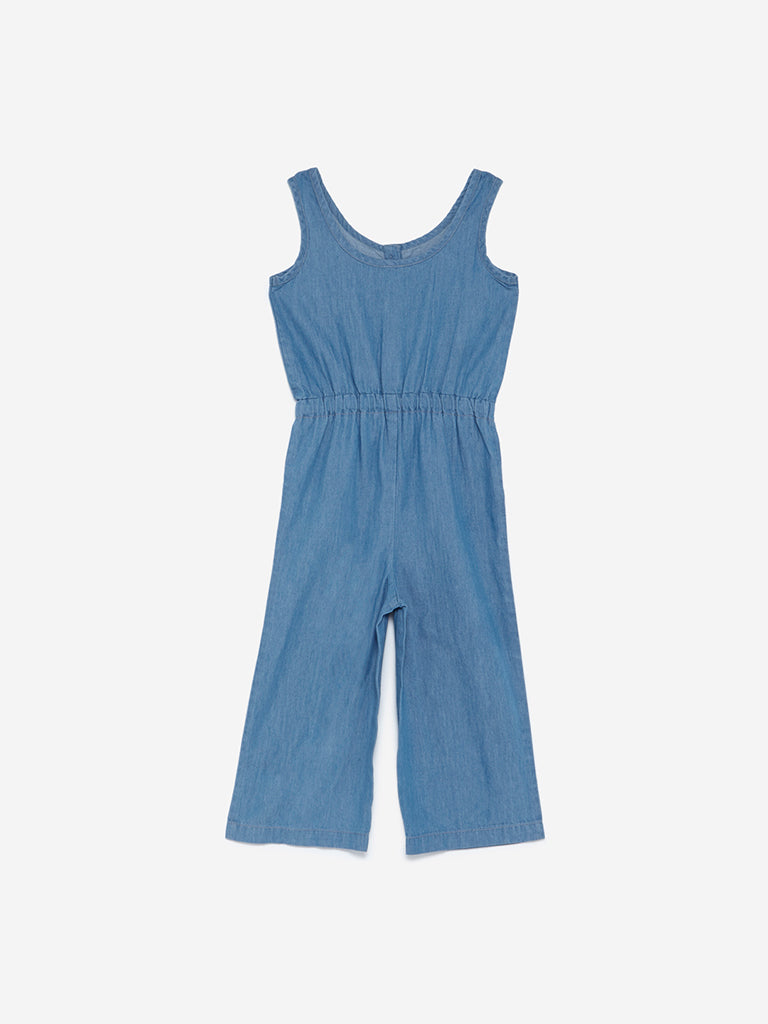 HOP Kids Blue Jumpsuit