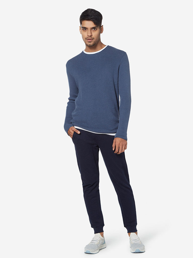 ETA Indigo Slim Fit T-Shirt