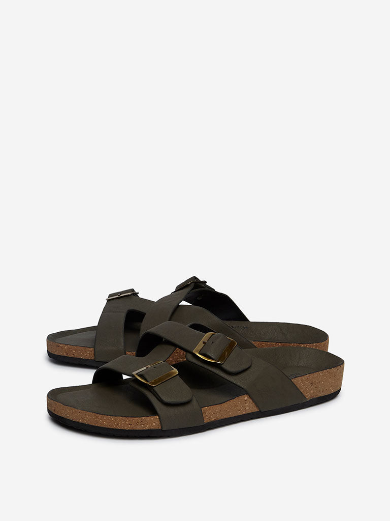 SOLEPLAY Olive Buckled Sandals