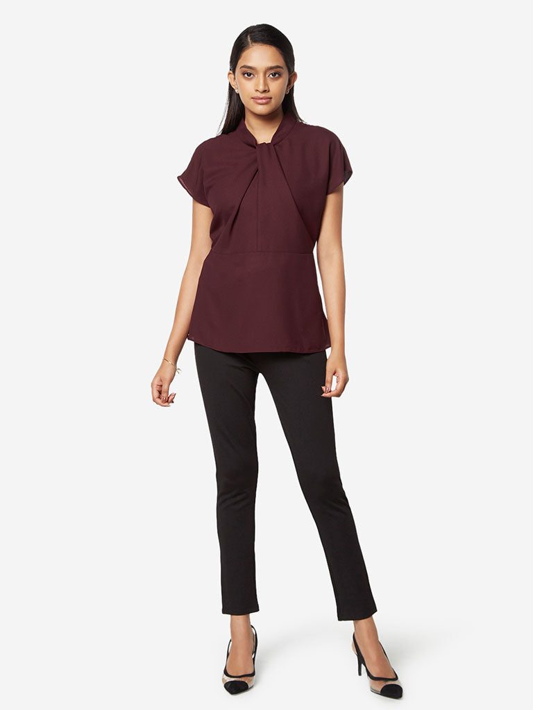Wardrobe Wine Knotty Top