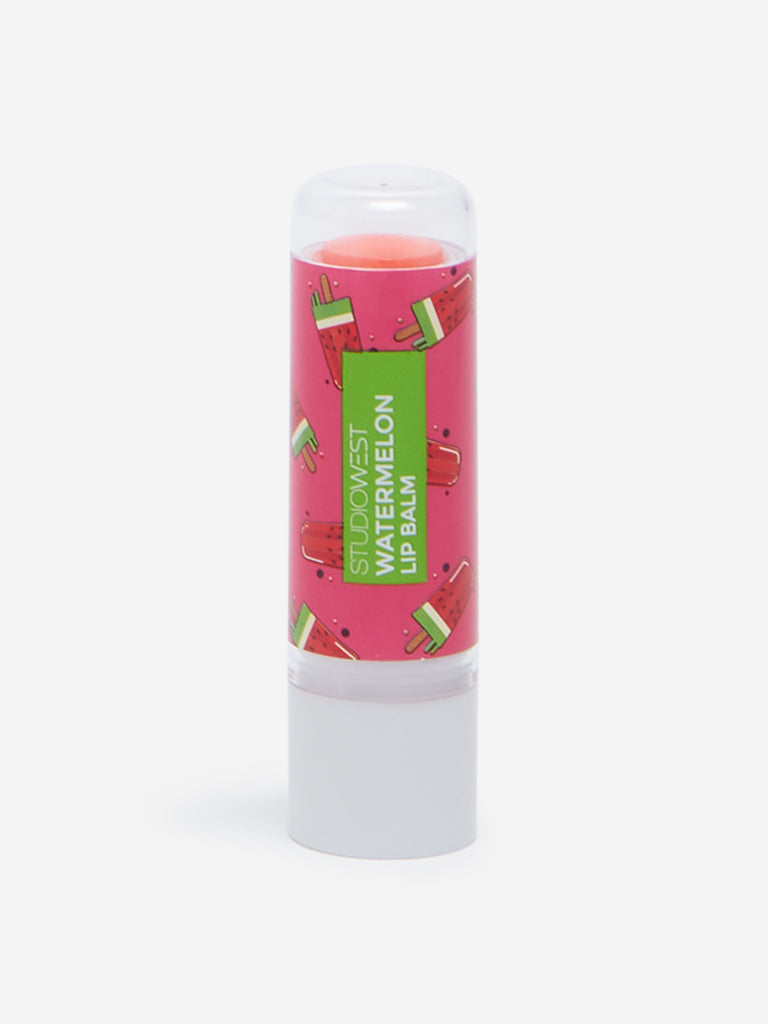 Studiowest Watermelon Tinted With Shimmer Lip Balm, 4.5 g