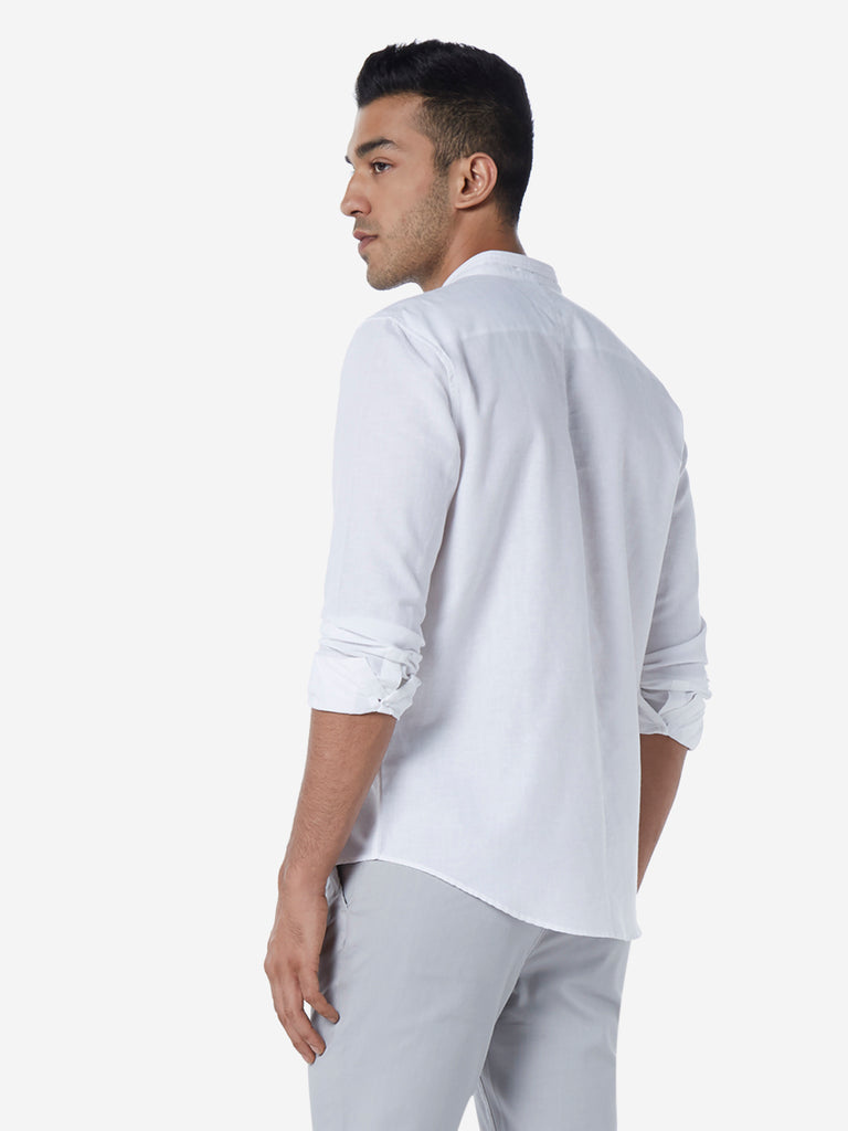ETA White Resort Fit Shirt