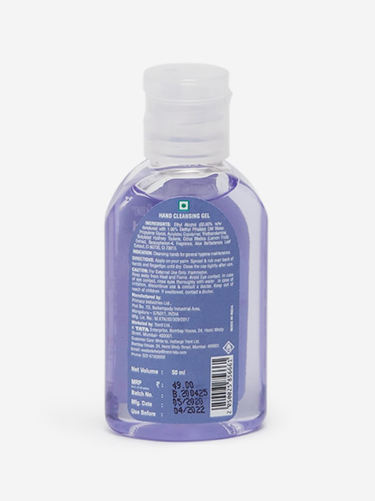 Studiowest Hand Cleansing Gel, Lavender, 50 ml