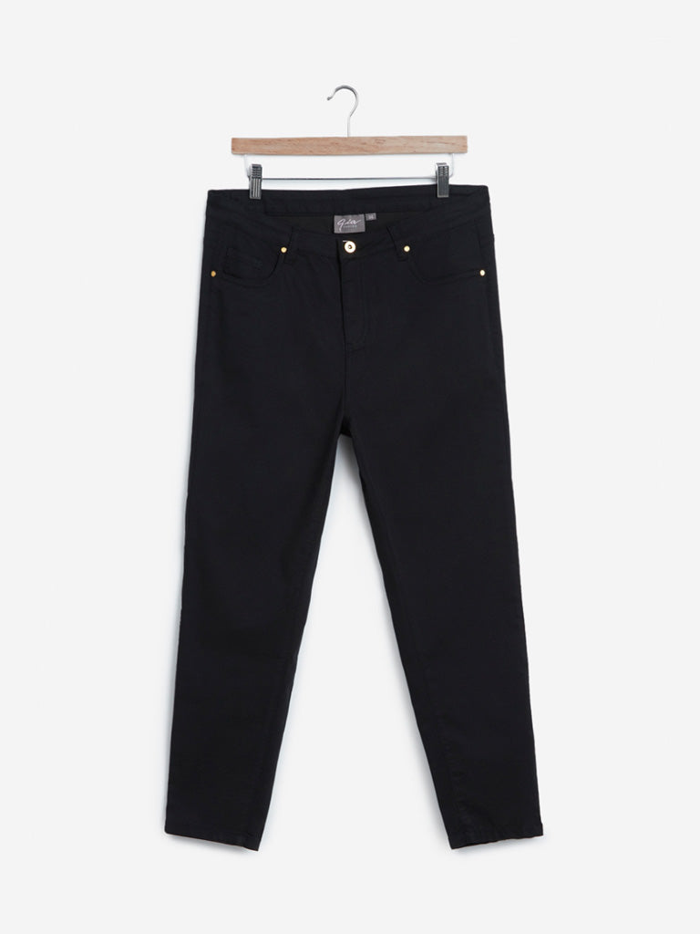 Gia Curves Black Peter Jeans