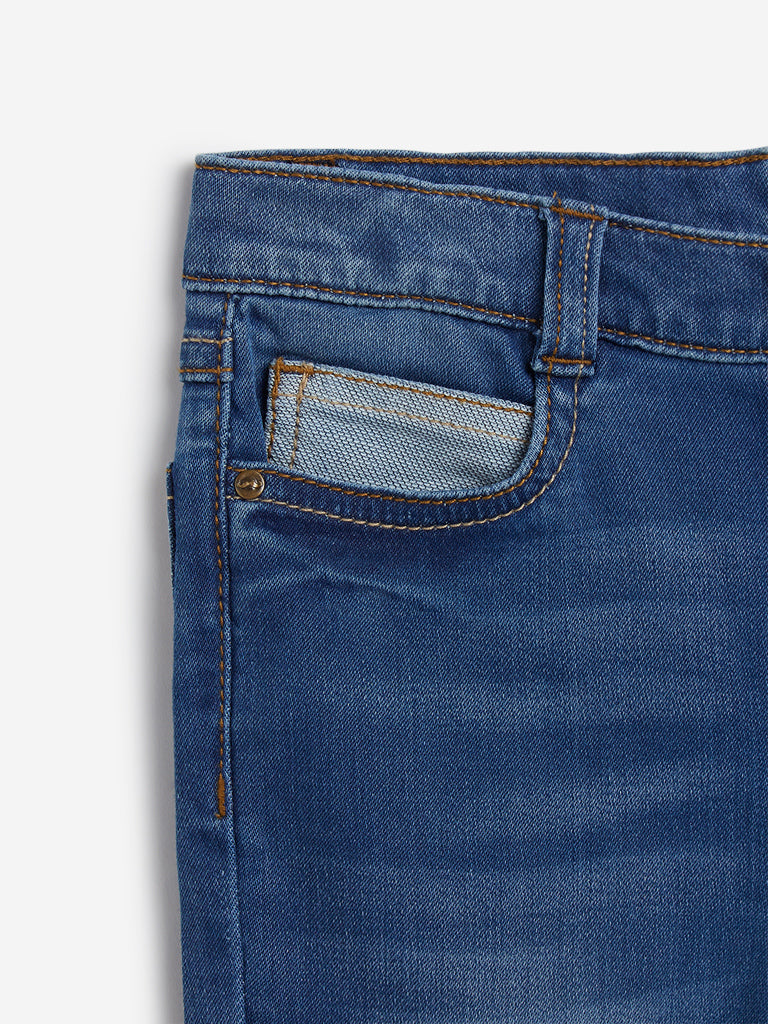 HOP Kids Blue Jeans