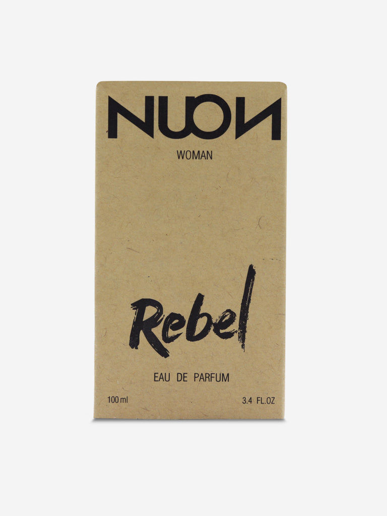 Nuon Rebel Eau De Parfum For Women, 100ml