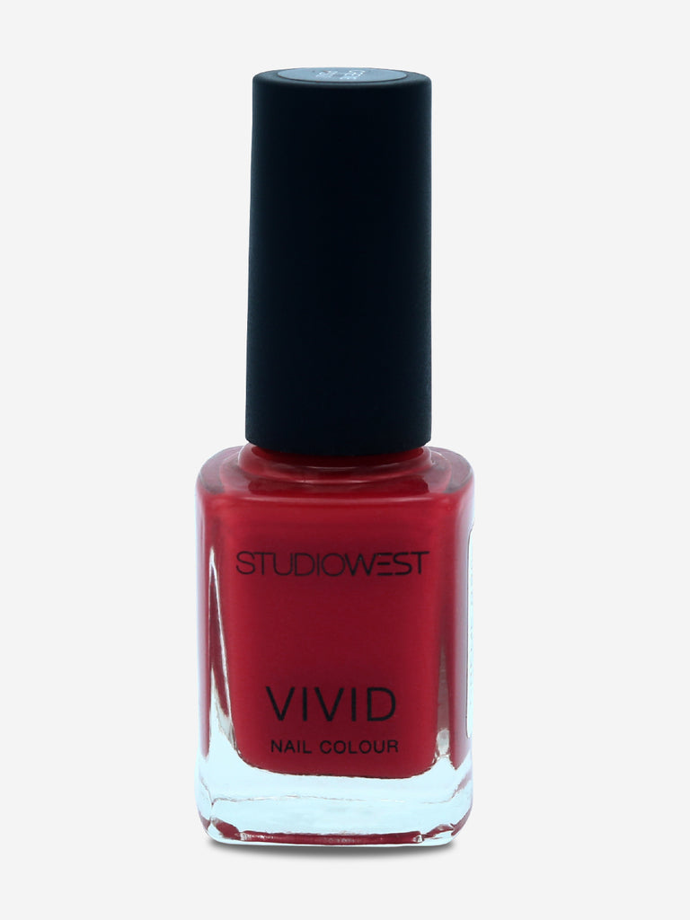 Studiowest Vivid Creme Nail Colour, 02-R, 9 ml