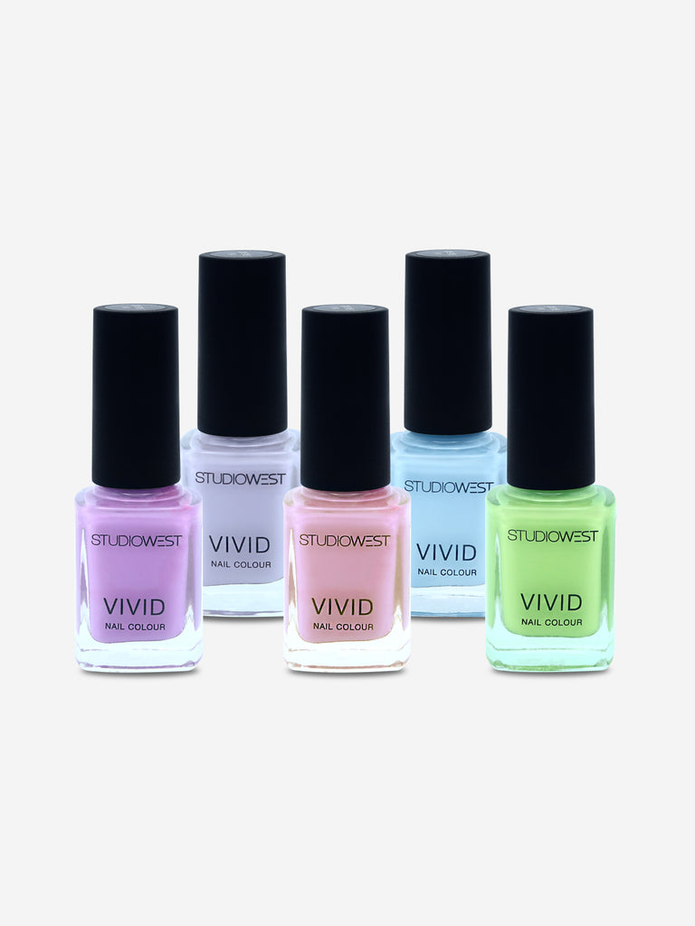Studiowest Vivid Creme Nail Colour, 04-GR, 9 ml