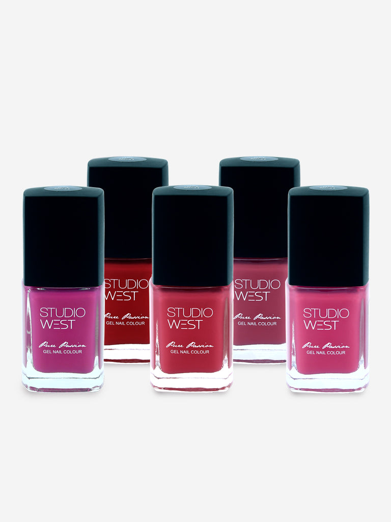Studiowest Gel Nail Colour, 31-DP, 9 ml