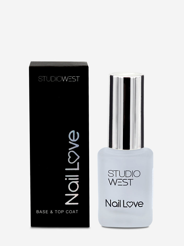 Studiowest Nail Love Base and Top Coat, 9ml