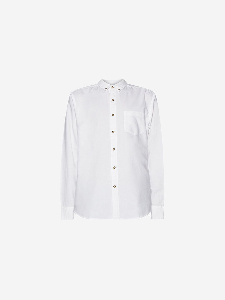 Westsport White Relaxed Fit Shirt