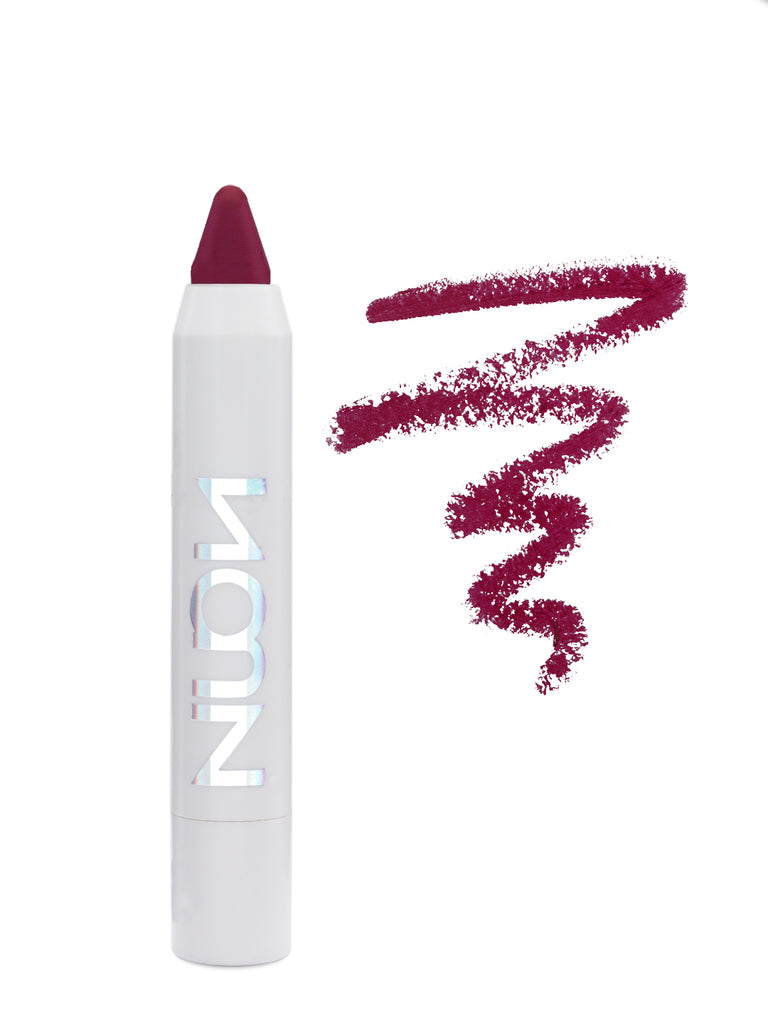 Studiowest Nuon Creme Crayon Lipsticks, Large, CR-02, 3 gm