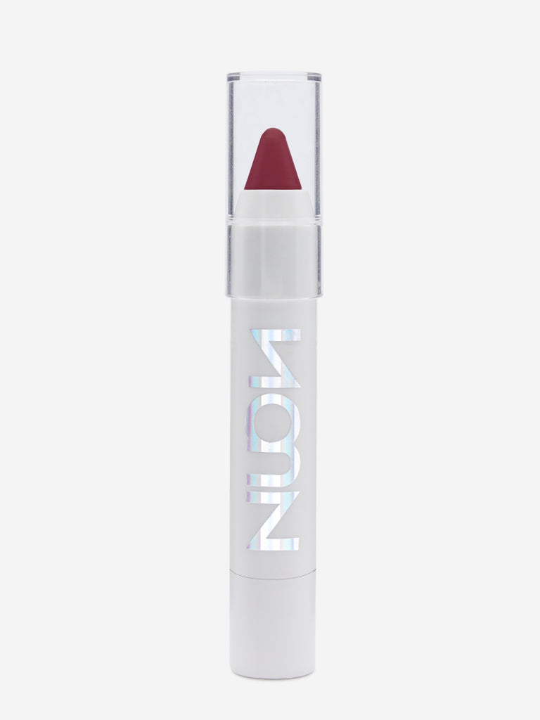 Studiowest Nuon Matte Crayon Lipsticks, Large, MB-35, 3 gm