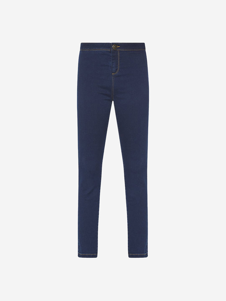 Nuon Dark Blue Jeggings