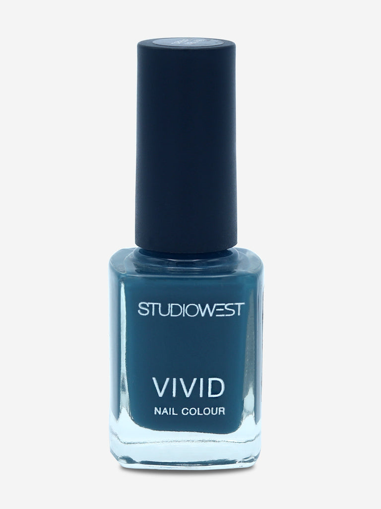 Studiowest Vivid Creme Nail Colour, WBL-04, 9 ml