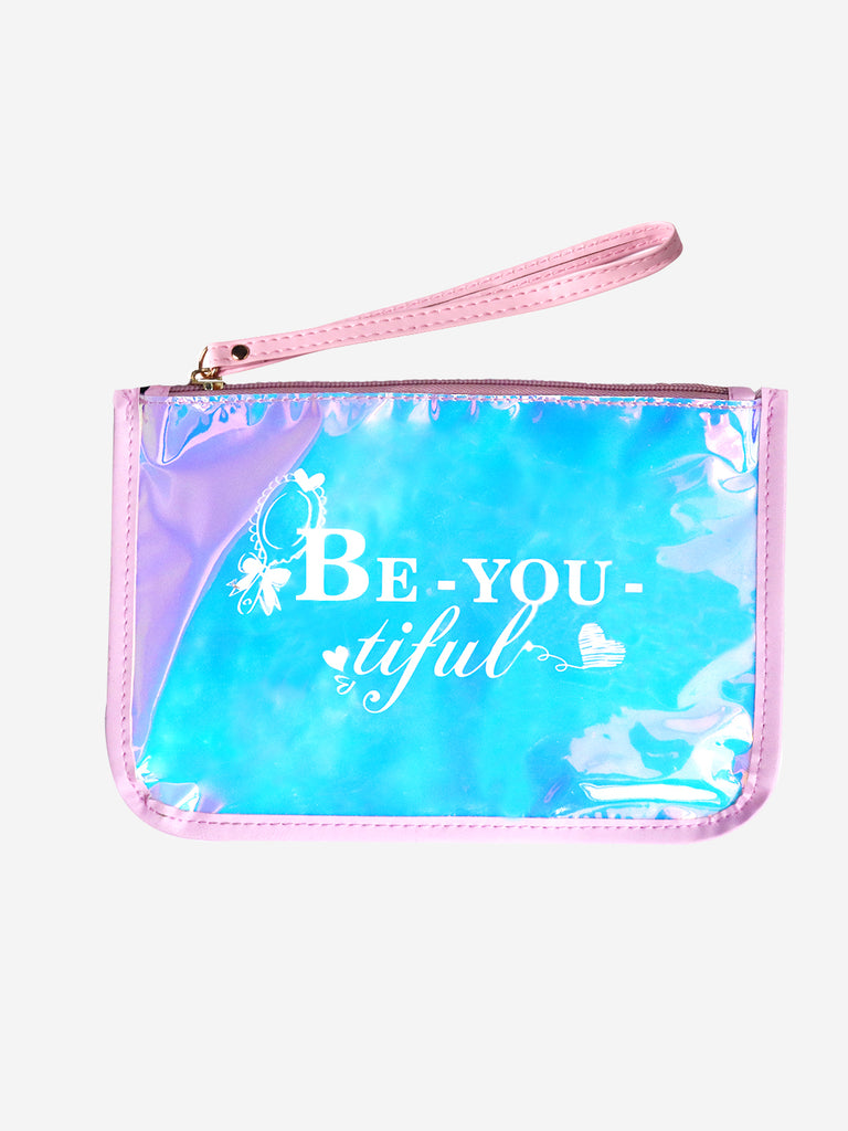 Studiowest Clear Holographic Pouch