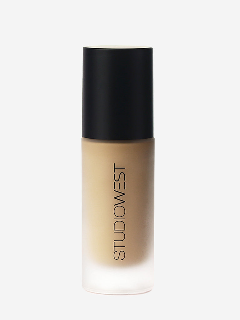 Studiowest Weightless Matte Foundation, Walnut, 28 ml