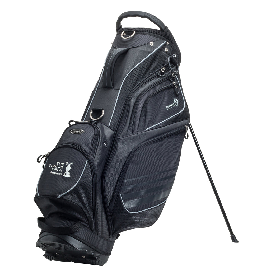 Senior Open Stealth Stand Bag