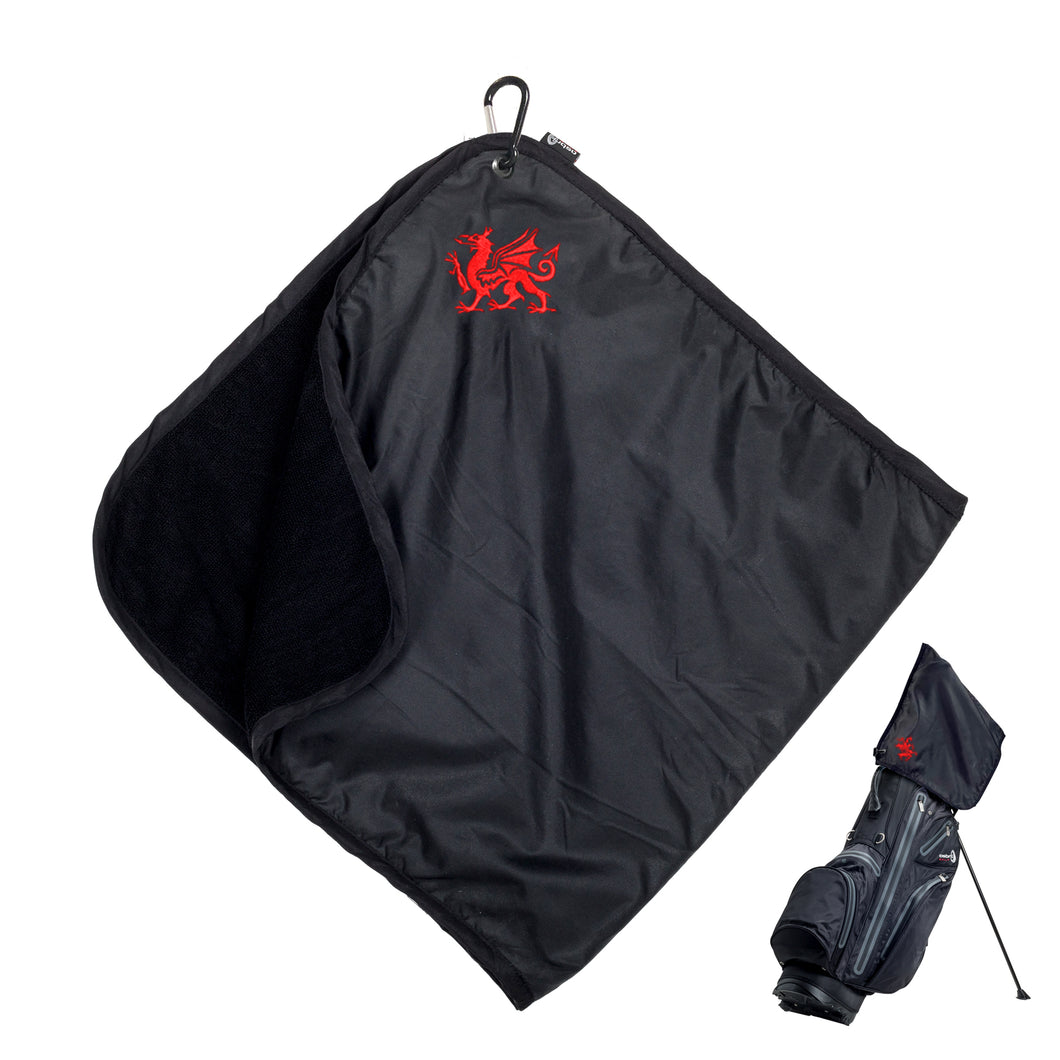 Patriot Storm Waterproof Rain Hood Towel
