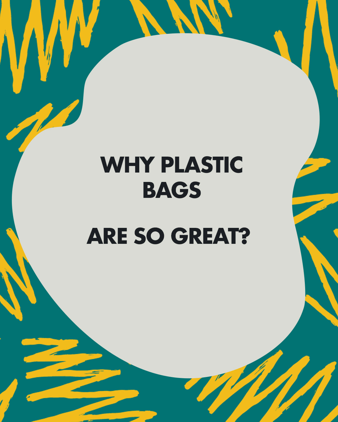 Plastic Bags Thank You| Why Plastic Bags are so Great?