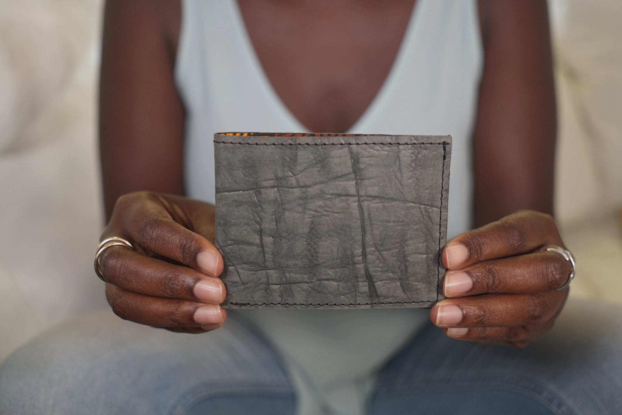 The Ndovu | Traditional Cow Leather Wallet