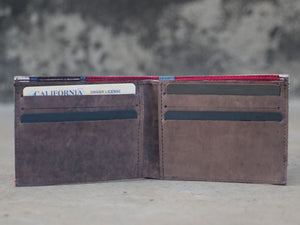 handmade wallets leather