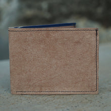 Load image into Gallery viewer, The Mzungu | Free-Range African Goat Leather Wallet
