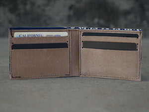 The Mzungu | Free-Range African Goat Leather Wallet
