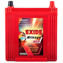 Load image into Gallery viewer, Exide Mileage MRED40RBH