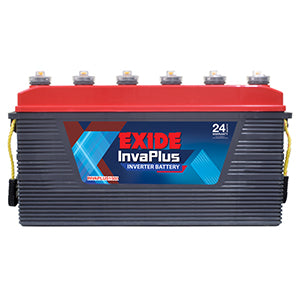 Exide 12V-150AH Tubular Battery IPST1500