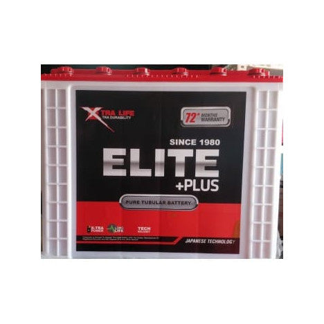 ELITE+ 150AH TALL TUBULAR BATTERY 72M