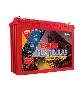 Exide 12V-200AH Tall Tubular Battery IT750