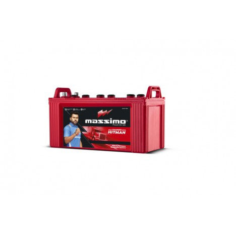 MASSIMO 120AH SHORT TUBULAR BATTERY(MST1350)