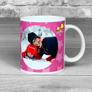 Awesome Mum Personalised Photo Mug