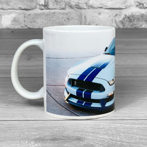 Single Photo Upload Personalised Photo Mug