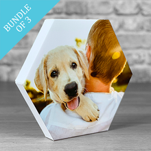 Load image into Gallery viewer, TEST of Hexcanvas bundle of 3 - SAVE £10 normally £39