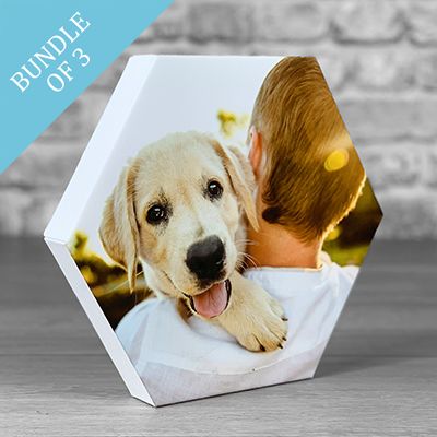 TEST of Hexcanvas bundle of 3 - SAVE £10 normally £39