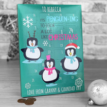 Load image into Gallery viewer, It's Penguining To Look A Lot Like Christmas Advent Calendar