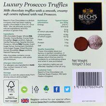 Load image into Gallery viewer, Luxury Prosecco Truffles
